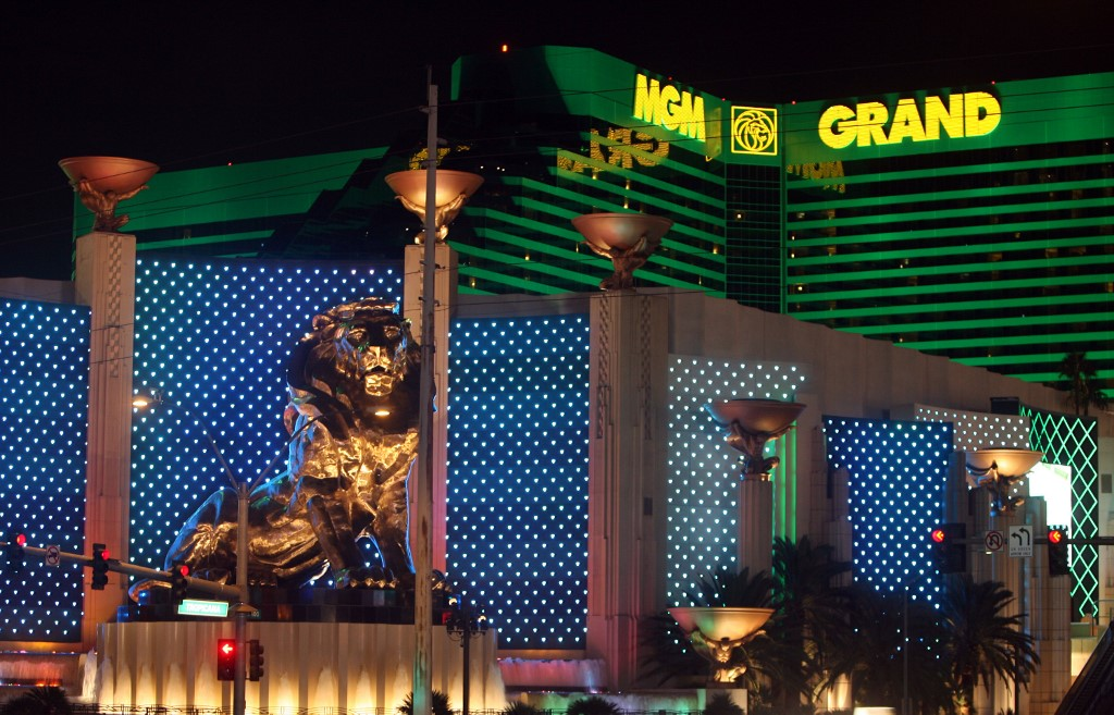MGM Vegas casinos to shutter due to virus: chairman