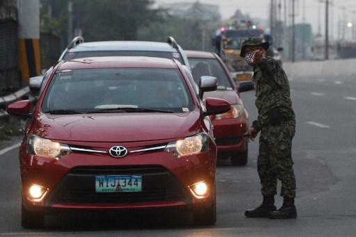 Philippines' entire main Luzon island put under 'enhanced community quarantine'