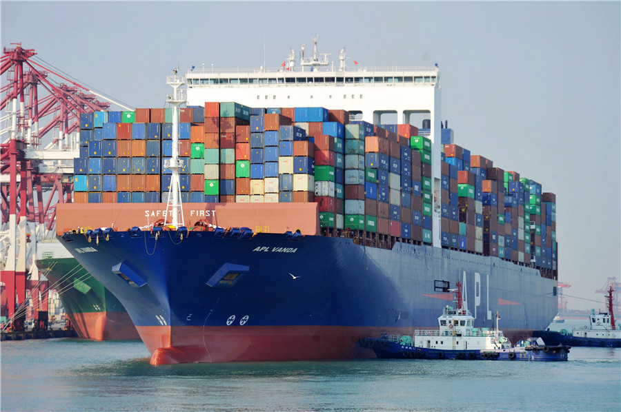 China to lower transportation costs for foreign trade enterprises