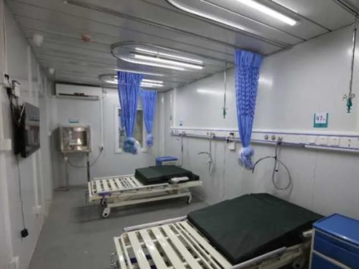 Over 600 medics sent to Beijing's reopened SARS hospital