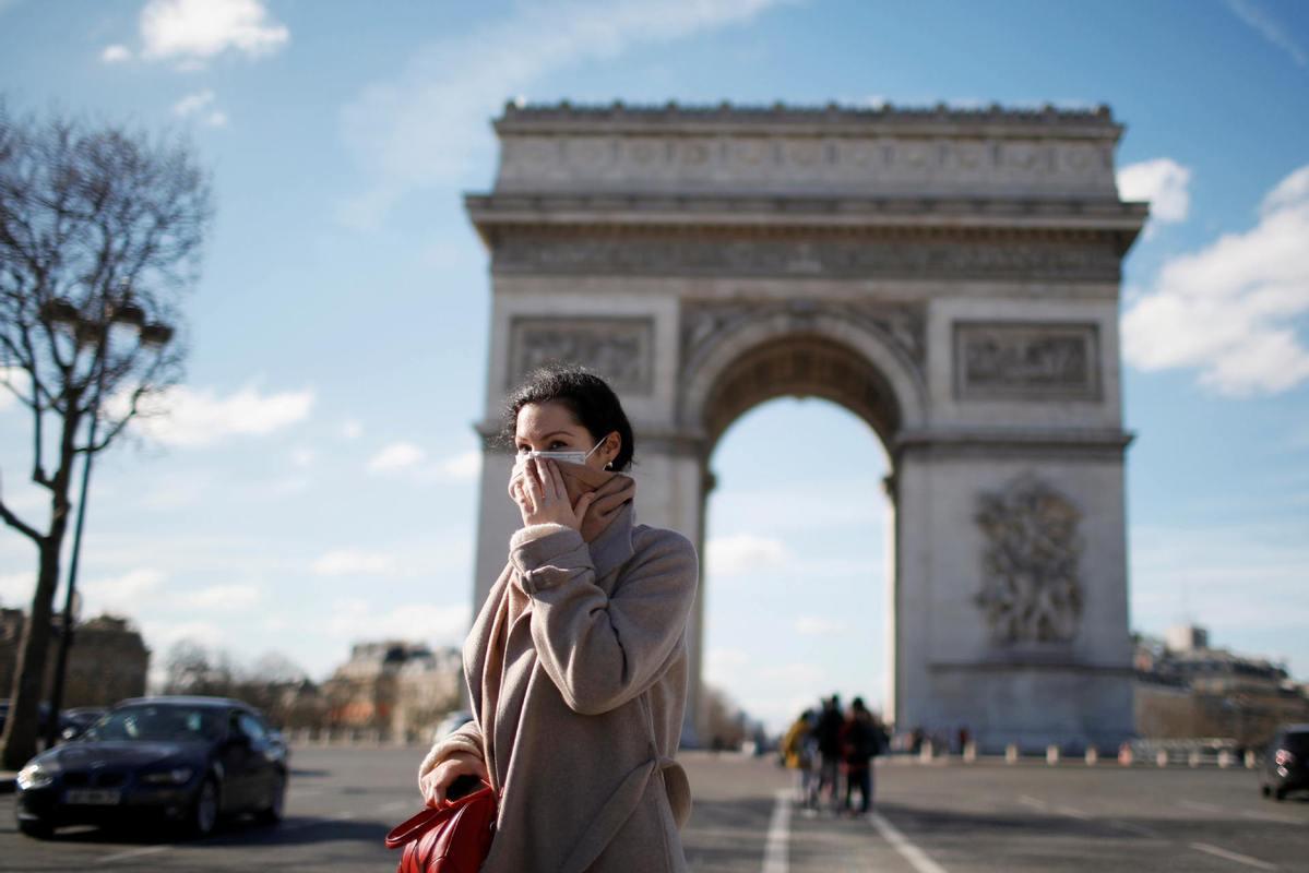 France deploys 100,000 servicemen to enforce lockdown: Minister