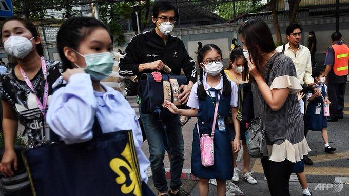 Thailand to close all schools over COVID-19
