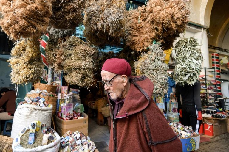 Tunisia herbalists cash in on coronavirus fear