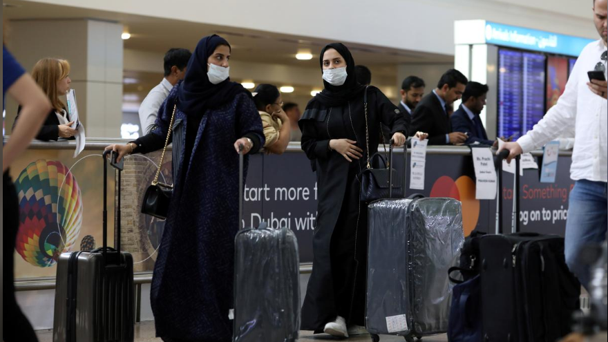 UAE cancels events, flights as the coronavirus fiscal plan announced
