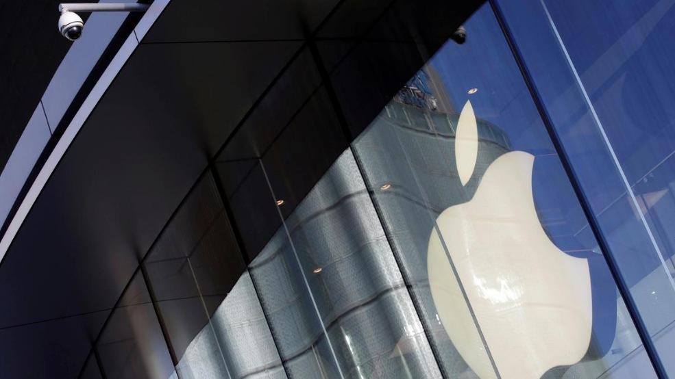 France fines Apple 1.1 bln euros
