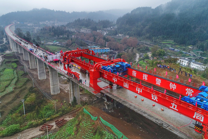 China resumes construction of most key railway projects