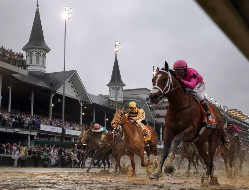 Scratched: Kentucky Derby now set for September due to virus