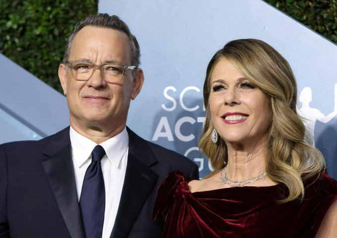 Tom Hanks says he has the 'blahs' but no fever in isolation