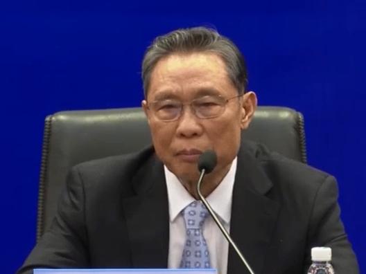 Zhong Nanshan: No evidence that COVID-19 originated in Wuhan