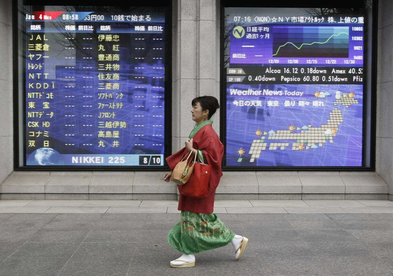 Tokyo stocks open higher on virus stimulus measures