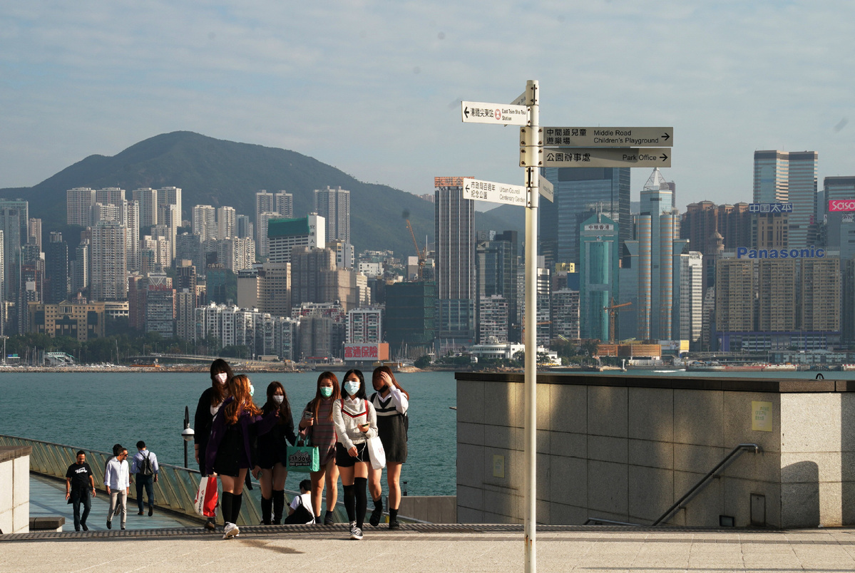 HK reports 5 more confirmed COVID-19 cases, mostly imported infections