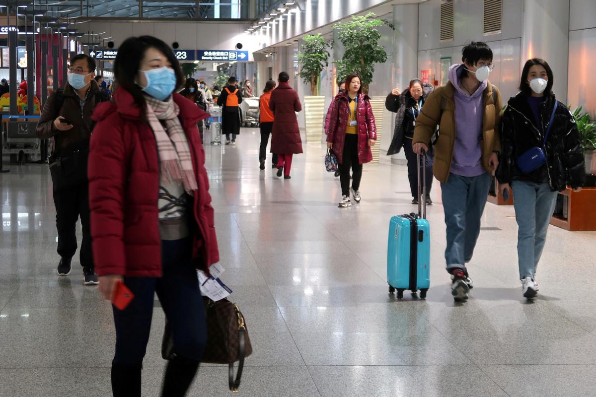 Returnees must play their part in virus control