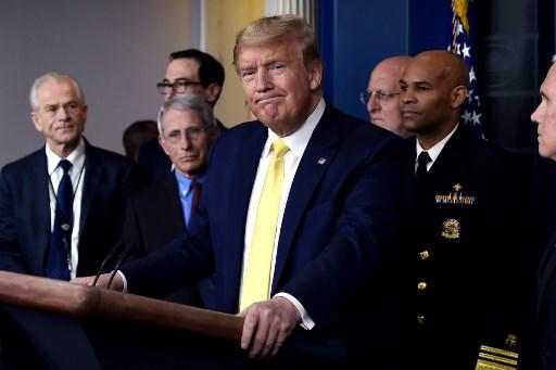 US, Canada will close border to 'non-essential traffic' amid coronavirus outbreak: Trump