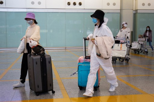 Hong Kong reports 14 confirmed COVID-19 cases, mostly imported infections