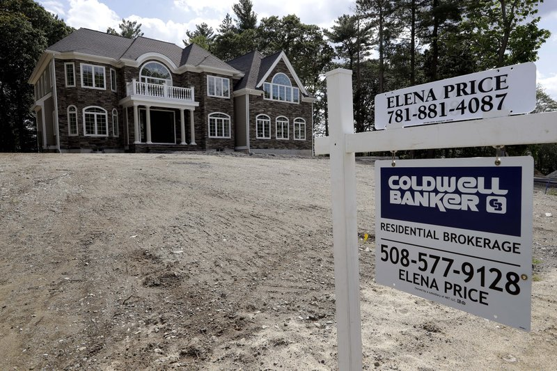 New US home construction dips again in February