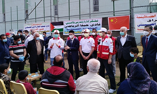 Middle East experts to learn from Chinese experience against COVID-19