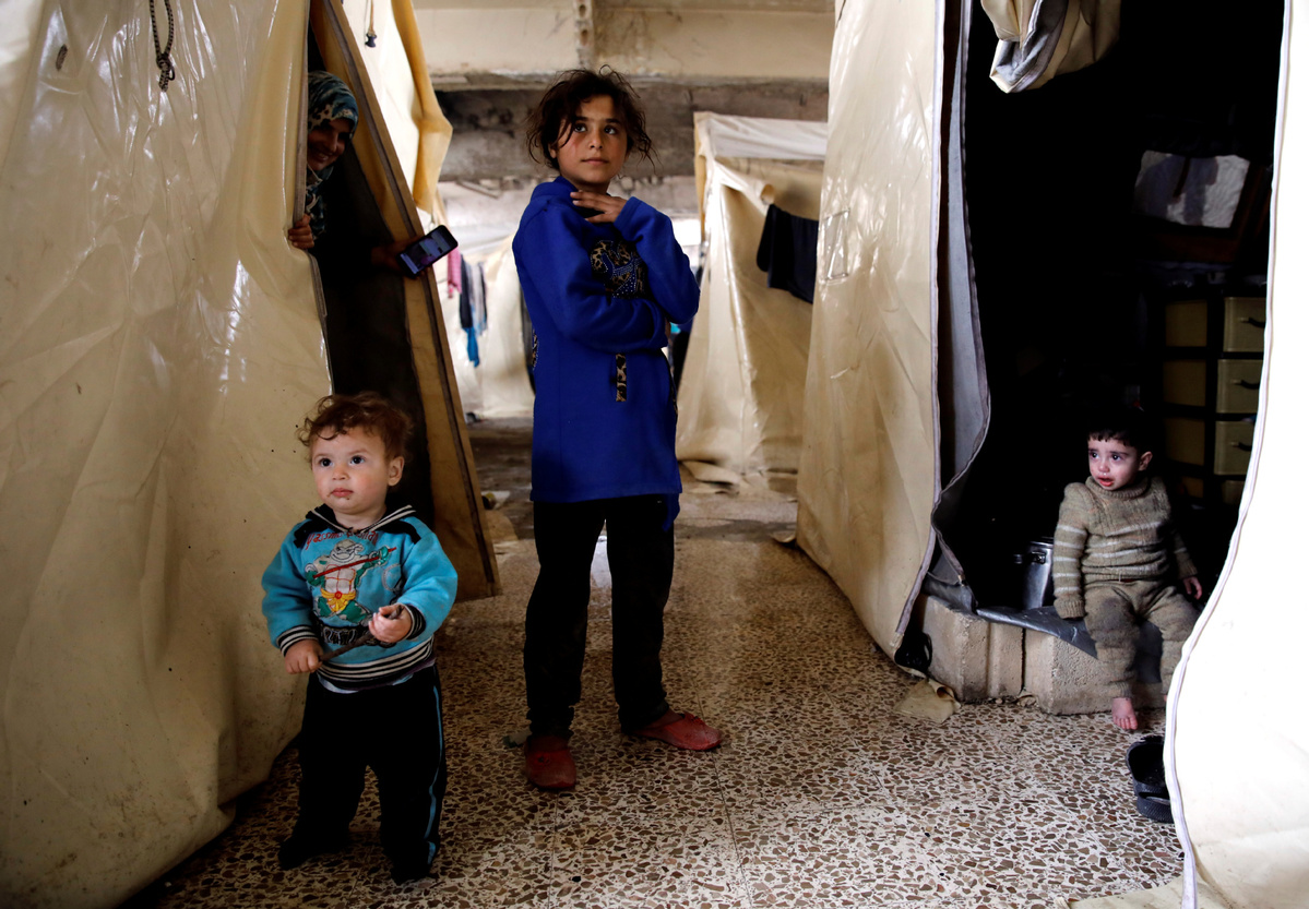 10 years on, Syrian war struggles to hold global attention