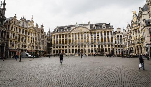 Belgian public life grinds to a halt