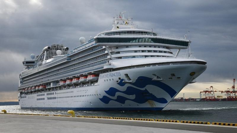 All at sea with the coronavirus