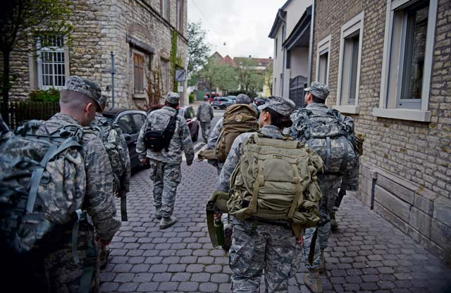 Germany calls up reservists in coronavirus battle: defence minister