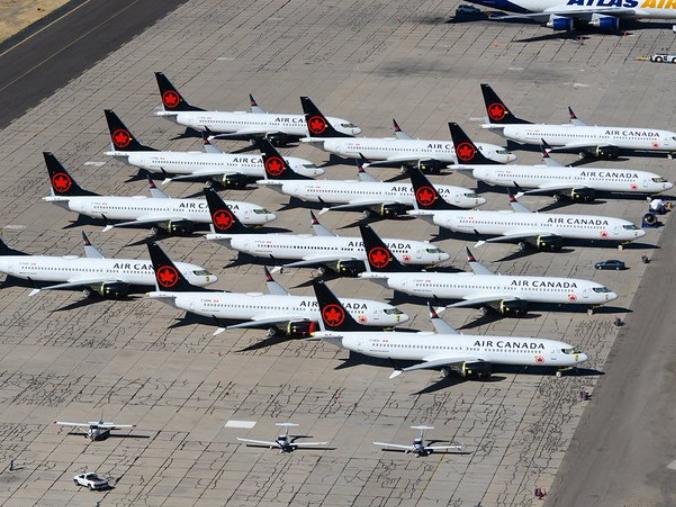 Air Canada to suspend 'majority' of international flights