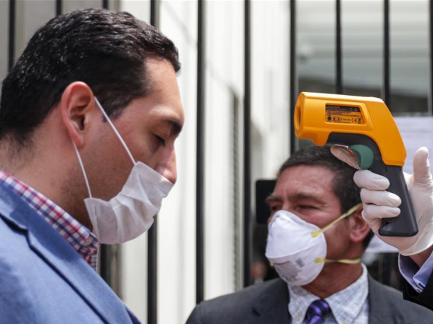 First person dies from coronavirus in Mexico