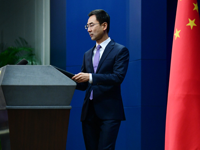 China forced to respond to US oppression of Chinese media: spokesperson