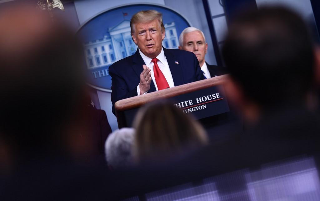 Trump signs $100 billion coronavirus relief package
