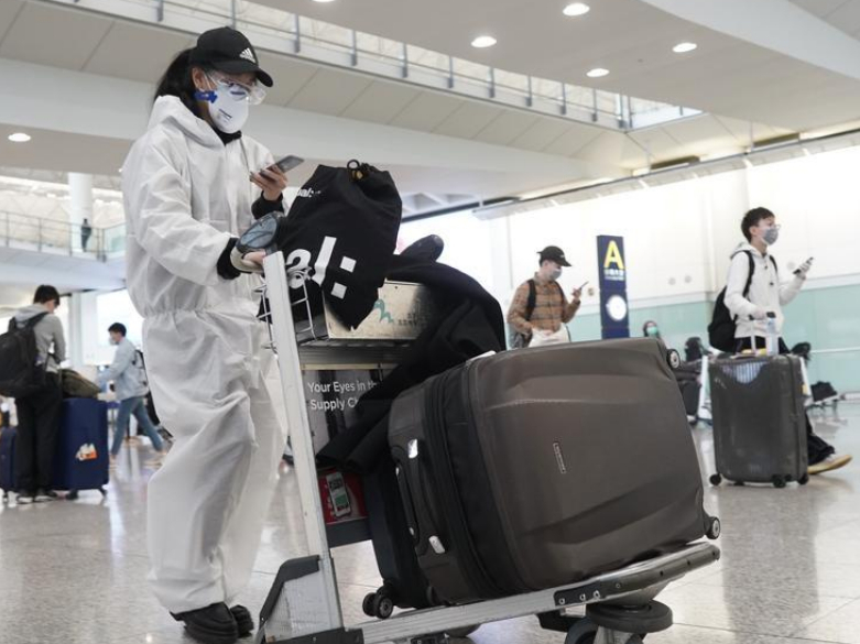 HK may expand screening facilities beyond airport
