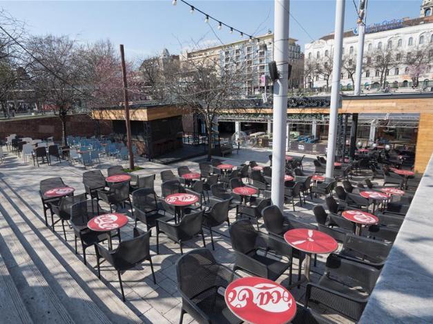 Daily life in Budapest amid coronavirus outbreak