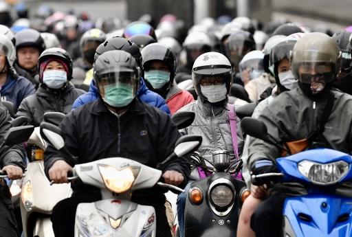 COVID-19 cases in Taiwan soar by 27