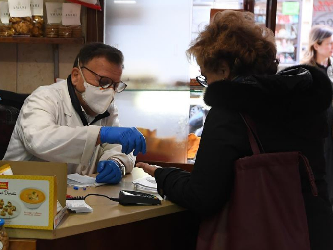 Coronavirus cases in Italy reach 41,035, death toll at 3,405