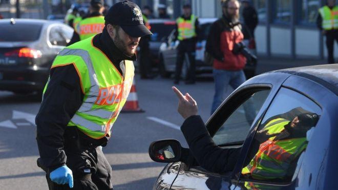 Bavaria becomes 1st German state to impose lockdown