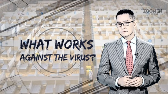 What works against the virus?