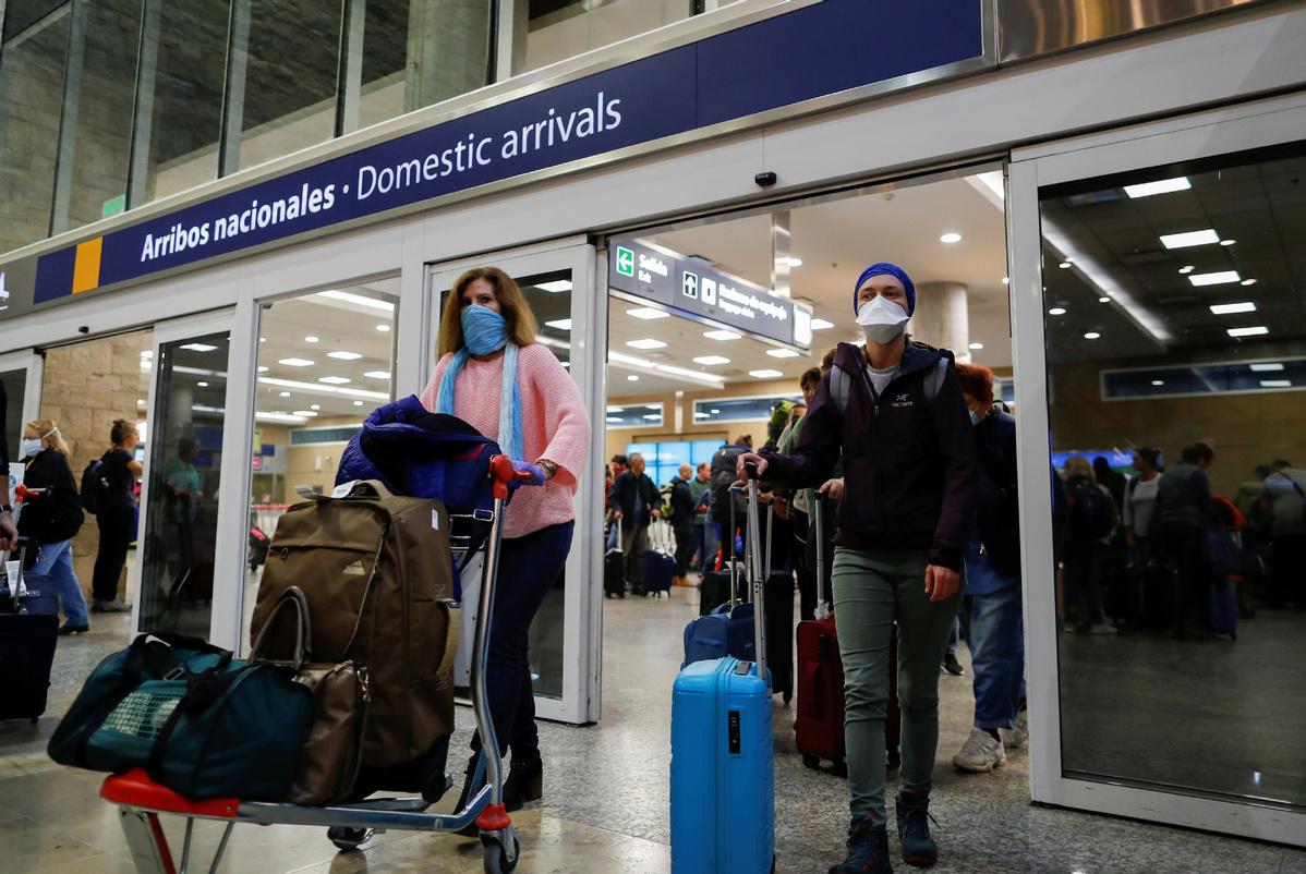 Argentina announces mandatory quarantine to curb coronavirus
