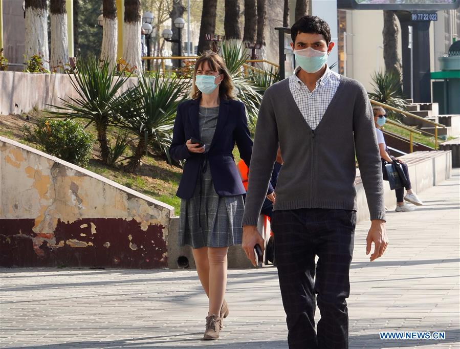 Uzbekistan imposes quarantine on hospital as patient diagnosed with coronavirus