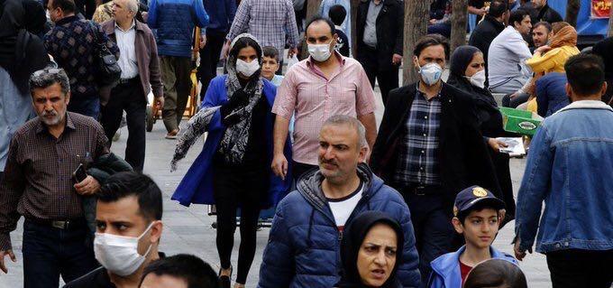Iran reports 966 new cases of COVID-19