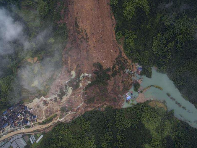Researchers develop new method to forecast potential landslides