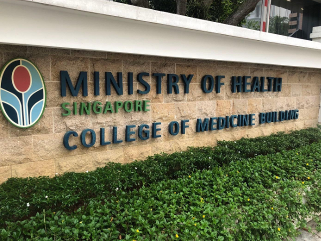 Singapore reports two COVID-19 deaths