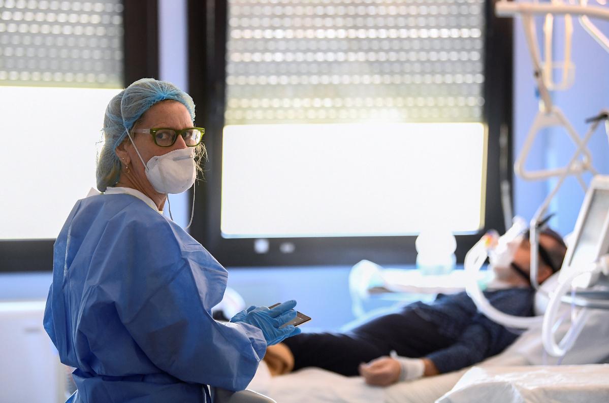 Europe races to strengthen virus response