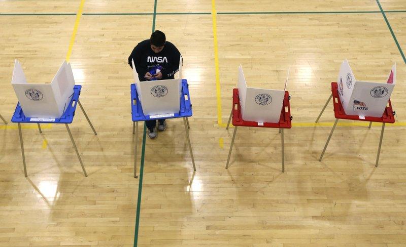 US Democrats fret as virus halts in-person voter registration