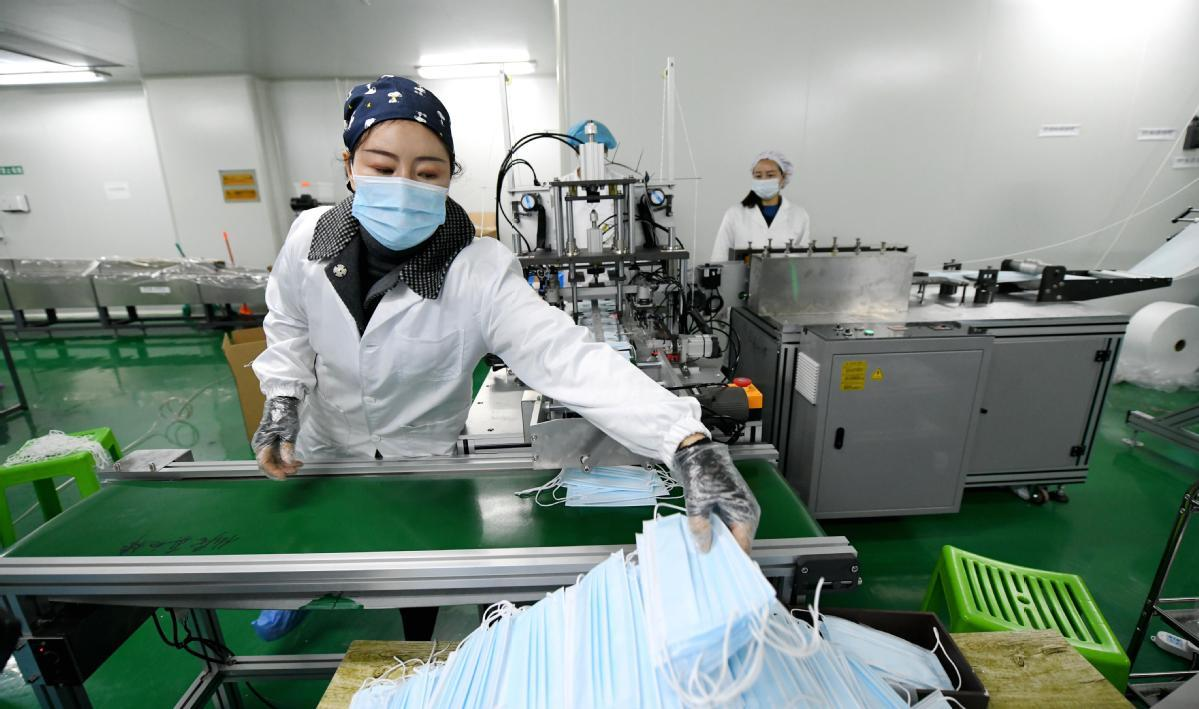 Over 89% key projects outside Hubei resume work