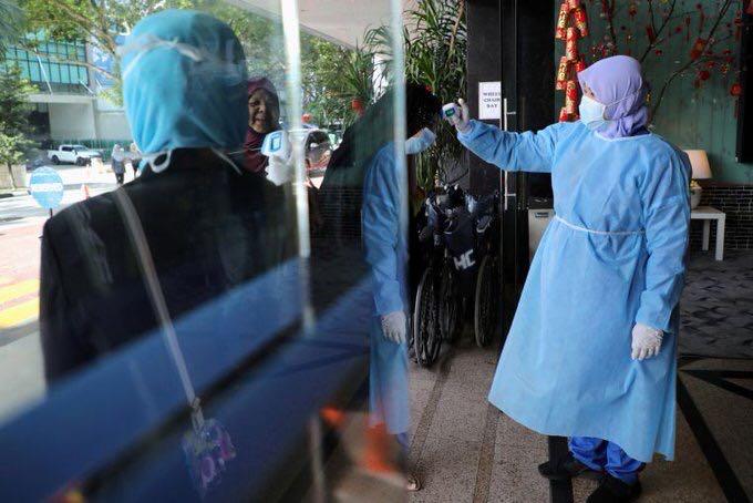 China sends medical team to Serbia