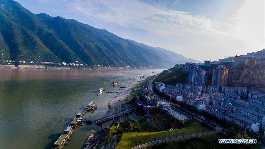 China begins building Yangtze River protection project in Wuhan