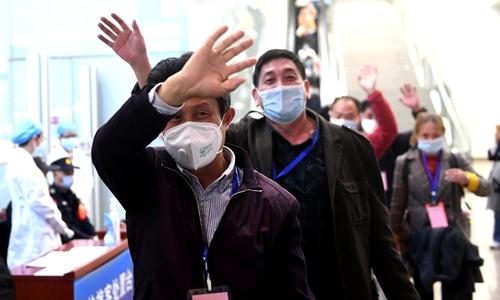Digital health code for Hubei people ensures work resumption conducted in order