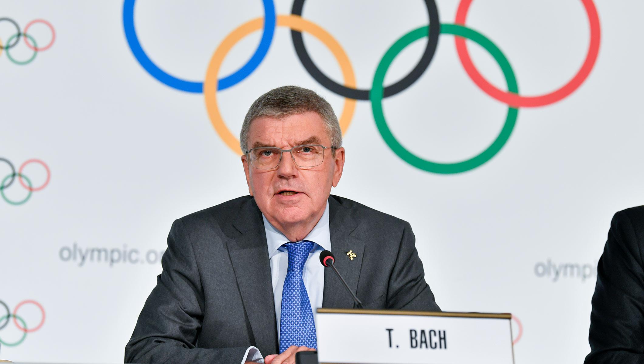 IOC to focus on 'scenario-planning'  for Tokyo Olympics