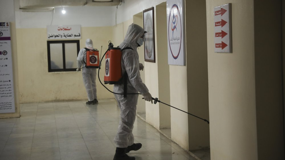The latest: COVID-19 outbreak worldwide (Updated March 23)