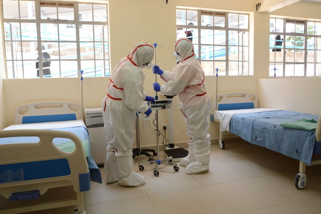 274 COVID-19 cases confirmed in South Africa