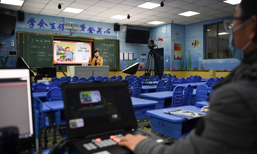 Free online learning platform keeps study going for Chinese students amid epidemic