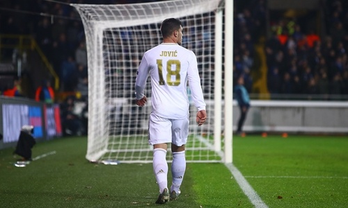 Life in lockdown for Europe's footballers